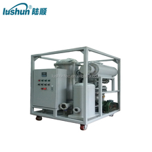 ZL-100 Mine Industry Lubricant degass and dehydration system oil purifier machine/hydraulic oil processing machine