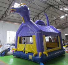 inflatable DINOSAUR jumpers, giant inflatable bouncer for entertainment