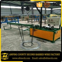 Fence making automatic chain link fence machine price