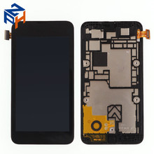 Wholesale Mobile Phone Spare Parts For Nokia Lumia 530 LCD Touch Screen Digitizer Assembly
