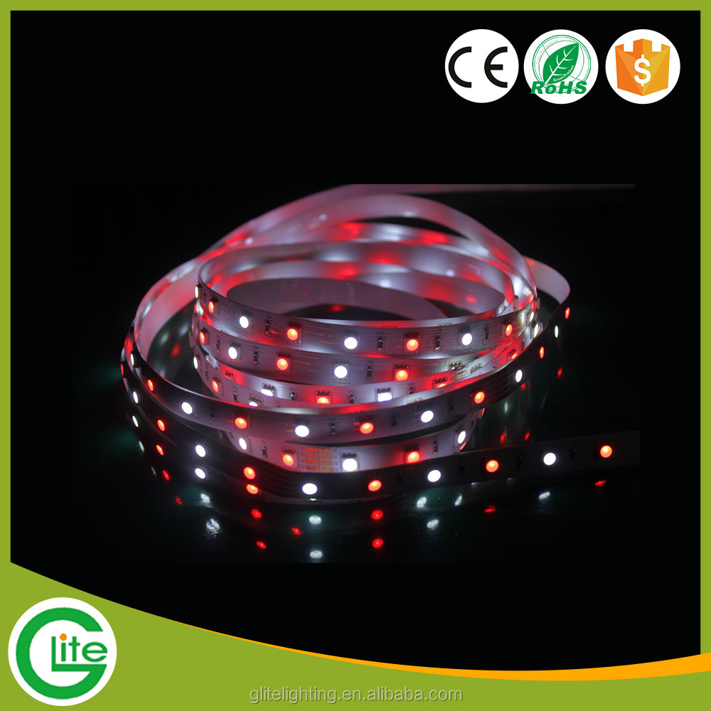 Best Sale SMD 5050 High Cri Epistar Chip Multicolor RGB/RGBW 120LED/M LED Strip