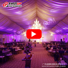 hot sale 20x30 20m clear span party wedding tent for rental