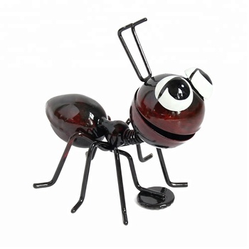 Cute Unique Metal Ant 3d Fridge Magnet Wholesale