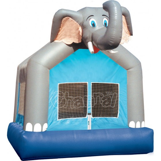 Elephant themeinflatable bouncer house inflatable air castle bouncing castle jumping castle  for sale