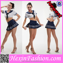 Wholesale Pure Girl Fashion Halloween Students Lingerie