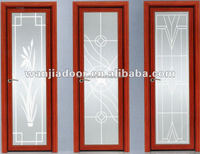 aluminium swing platform screen door from china alibaba