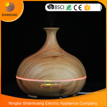 300ML Good quality electric aromatherapy essential oil diffuser wood essential oil diffuser