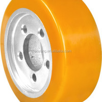 2014 Hot Selling Driving PU Wheel