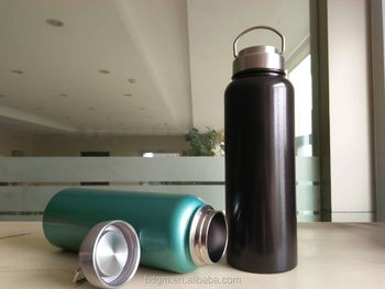 32oz 60oz Vacuum flask Stainless Steel Hot Water Bottle
