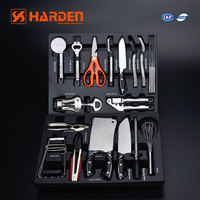 Professional 27PCS Professional Stainless Steel Kitchen Tools