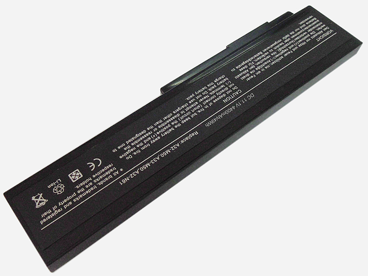 Brand new 4400mah external laptop battery pack for ASUS A32-M50