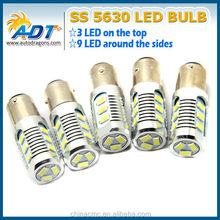 High Power 1157 BAY15D P21/5W 12 SMD 5630 XPE CR.EE Super Bright Car LED Light Bulb Auto Parts