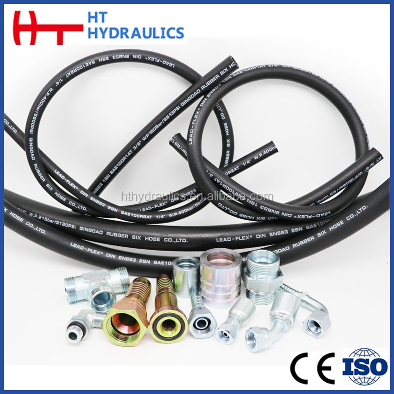 Chinese pipe fitting use for hydraulic rubber hose