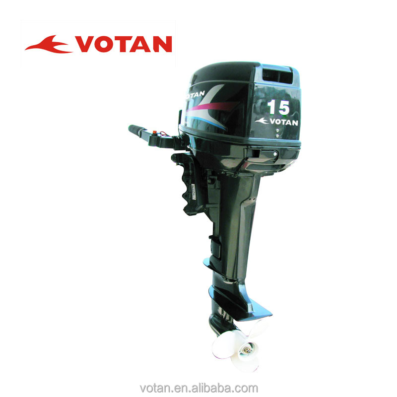 Votan 15HP 2-stroke Inflatable Boat Engine for Sale
