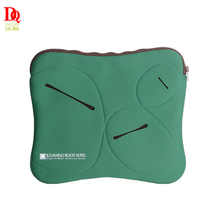 Eco-friendly low price promotion reversible neoprene computer bag