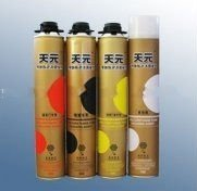 polyurethane windshield waterproof PU foam sealant in china