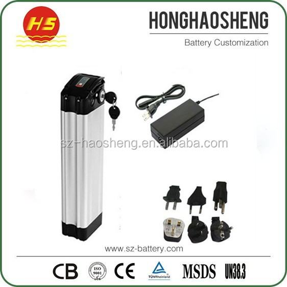 HHS portable battery rechargeable li-ion battery made in China japan electric motorcycle battery