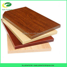 kaifuwood Cheap Price Standard Size Melamine Boards