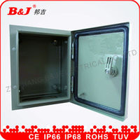 electrical distribution metal cabinets/waterproof metal box/galvanized metal boxes
