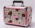 Portable Travel Jewelry Cosmetic Organizer Box