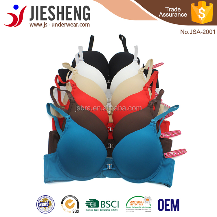 push up bra double push up bra sexy bra sex underwear free sample from factory