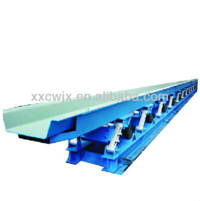 ZS Series Vibratory Conveyor for High-temperature Materials