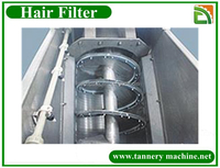 china water treatment drum filter price