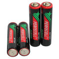 Manufacture portable 1.5v r03/r03p aaa carbon battery