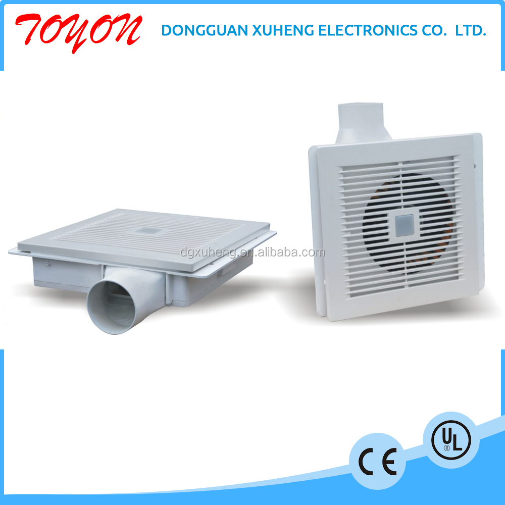 toyon large air flow 220v ceiling box cooling fan
