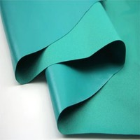Polyester Oxford Flame Retardant Waterproof Fabric fot Tents
