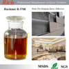 Stone Dry- hanging Epoxy Adhesives Curing Agent, Epoxy Adhesives, Epoxy AB Glue Resin Hardener R-3700