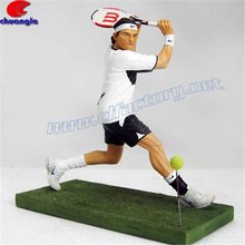 Custom Made Sports Action Figures, Rafael Nadal Action Figurines