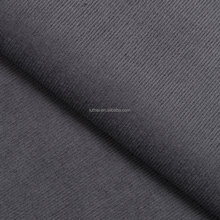 Luthai Textile NOS 100% cotton material yarn dyed charcoal corduroy pattern woven men shirt fabric