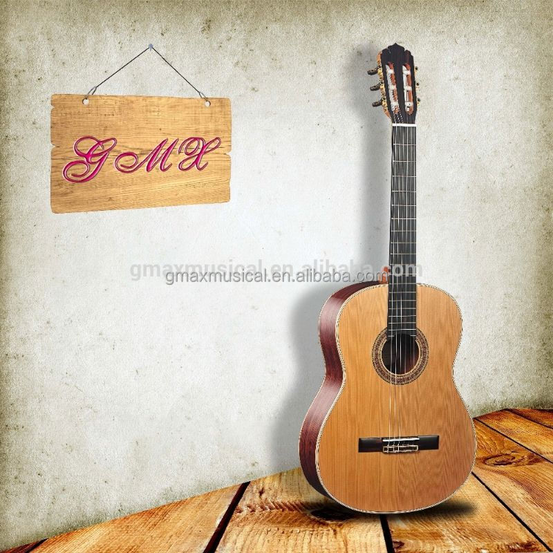 "china mainland import musical instruments 39"" classical guitar prices"