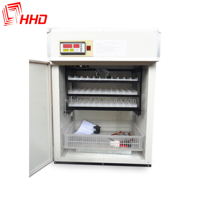 HHD 250 chicken incubator Digital automatic Turner automatic cheap egg incubator for sale(264 eggs)