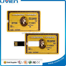 8GB American Express Card Design USB Flash Drive