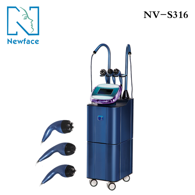 NV-S316 Multipolar rf skin tightening system for face lift/anti-aging/breast enchancement/fat reduction beauty equipment