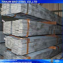 High quality slit flat bar/flat bar steel/flat bar with round edge