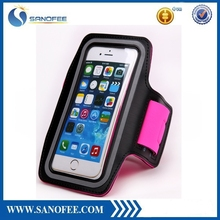Alibaba express hot new products for 2015 hiking stretch armband for iPhone 6 plus