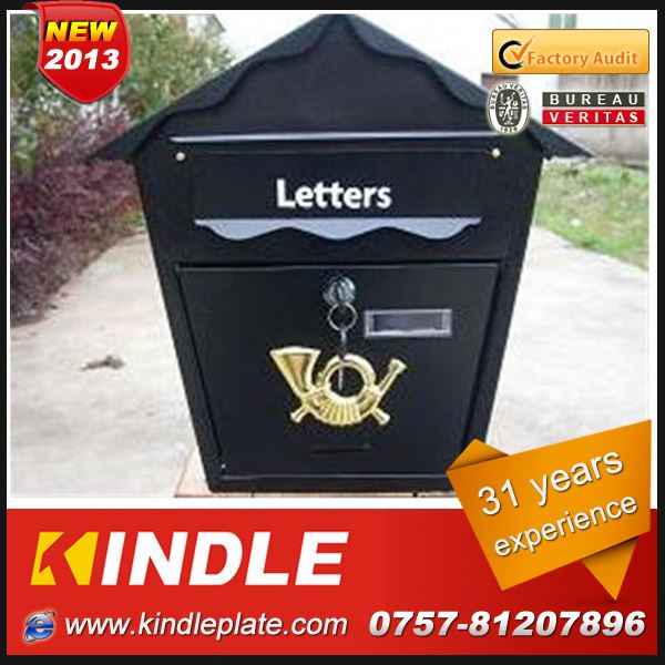 Kindle low cost commercial lockable customized locking wall mounted mailboxes with 31 years experience