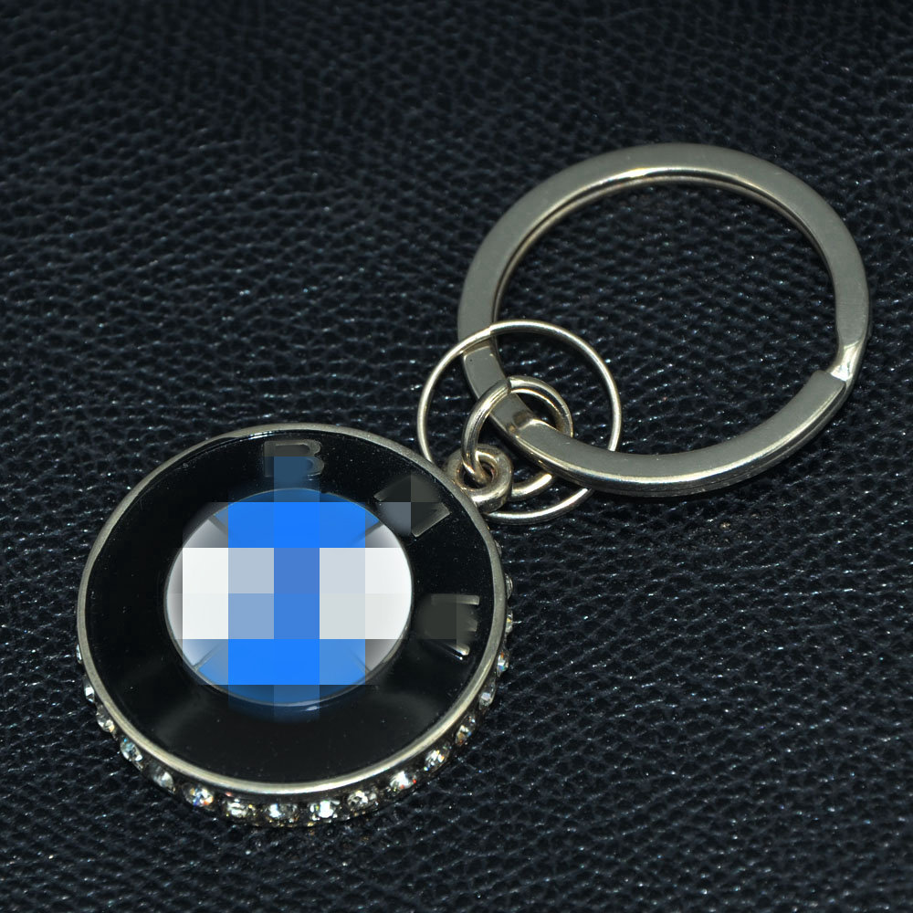 Car logo keyring metal key chain / keychain