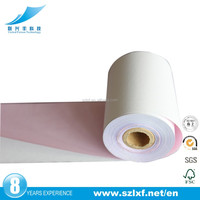 carbonless copy paper 2 part cash register paper rolls wholesale