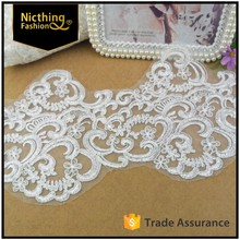 High qualiy New Fashion multicolor Eyelash Full Lace Fabric Trimming Wholesale NLC-098