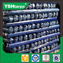 SGS Clear Blue Plastic Tarpaulin Sheet In Roll