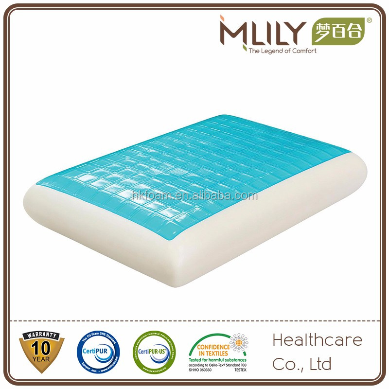 Cooling Gel Memory foam pillow comfortable pillow