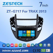 car stereo for Chevrolet TRAX 2013 2 din car stereo car navigation ATV BT rds