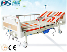 patient care 3 crank manual hospital bed