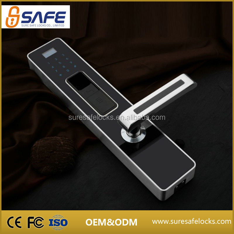The best safety wireless remote control electric gate door lock