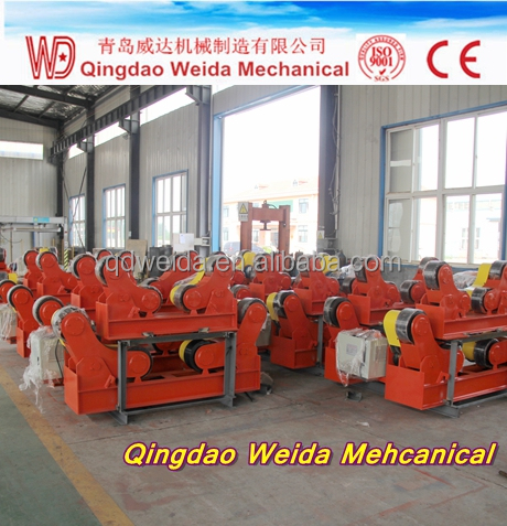 20T turning roller for wind tower manufacturing With CE