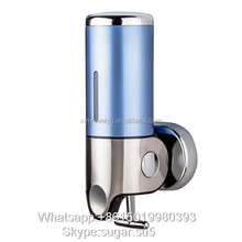 2017 Newest style stainless steel liquid foam soap dispenser for hotel